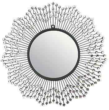 lulu decor celebration wall mirror decorative mirror frame size 24 perfect - Decorative Mirror