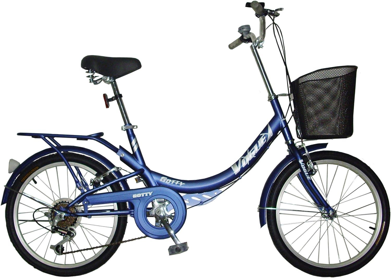 Bicicleta de paseo Gotty VOGUE 20.6, 20