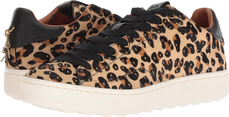 Amazon.com | COACH C101 Low Top Sneaker