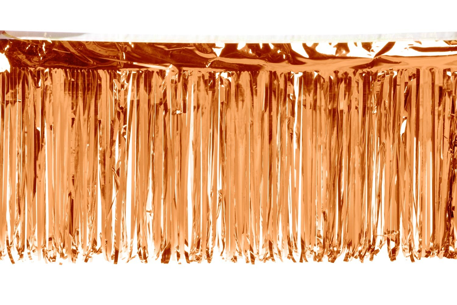 15 x 10 Roll of Decorating Material for Parade Floats and Party Supplies Metallic Gold Fringe
