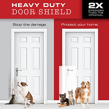 Amazon Heavy Duty Clawguard Big Dog Scratch Shield