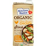 Kitchen Basics Organic Free Range Chicken Stock, 32 fl oz