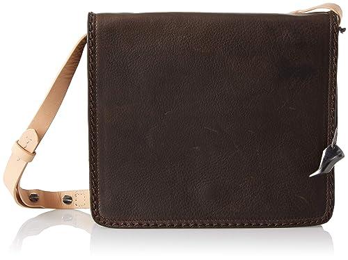 Clarks WaySacs FemmeMarronbrown Bandoulière Teddington Leather 0OwnPk