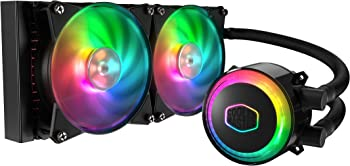 Cooler Master MasterLiquid ML240R RGB Liquid CPU Cooler