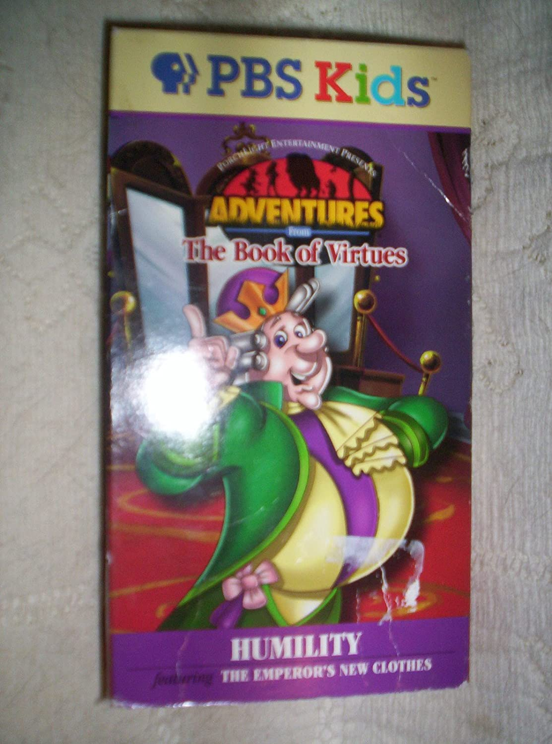 Adventures from the Book of Virtues: Humility [VHS]