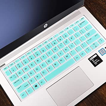 Amazon.com: Lapogy Silicone Keyboard Cover for HP ProBook ...