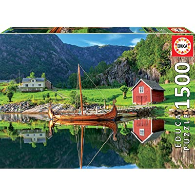 Educa Borrás Puzzle, Assorted Colour (18006): Toys & Games