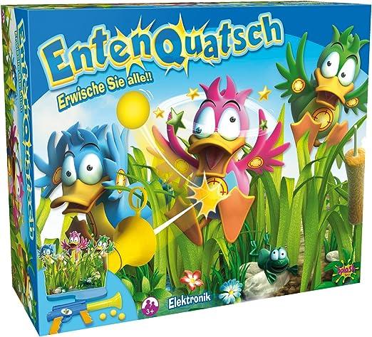 Splash Toys 56180 – Juego de Habilidad – Pato quatsch: Amazon.es: Juguetes y juegos