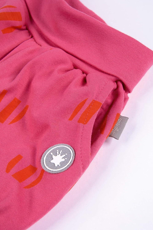 SIGIKID Baby Kurze Sommerhose aus Bio-Baumwolle mit elastischem Umschlagbund und Eingriffstaschen M/ädchen Shorts Gr/ö/ße 062-098