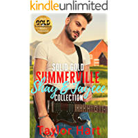 Solid Gold Summerville Shay and Jaycee Collection: Sweet, Christian, and Military Romance (Solid Gold Summerville Ranch…