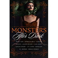 Monsters After Dark: A Beastly Paranormal Romance Anthology