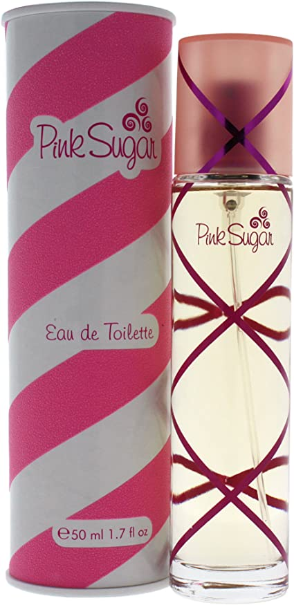 Aquolina Pink Sugar Agua de Colonia - 50 ml: Amazon.es: Belleza