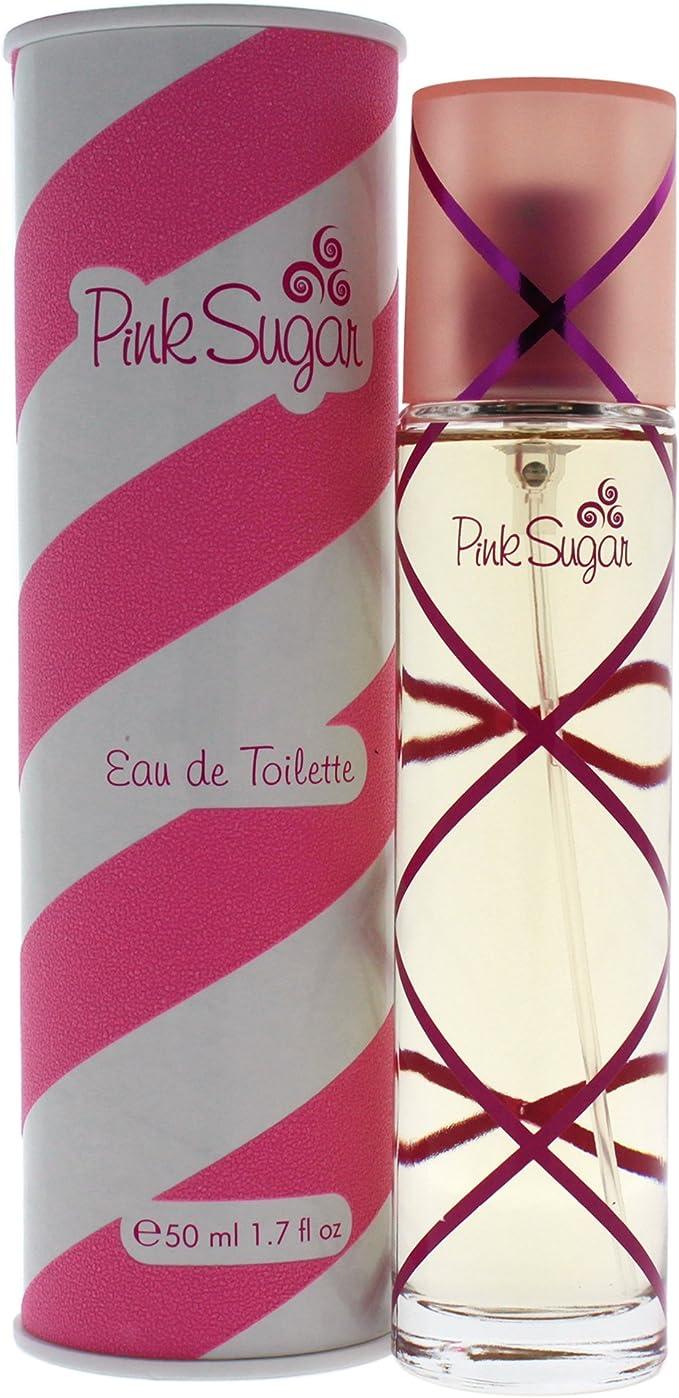 Aquolina Pink Sugar Agua de Colonia - 50 ml: Amazon.es: Belleza