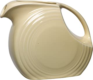 product image for Fiesta 67-1/4-Ounce Large Disk Pitcher, Ivory