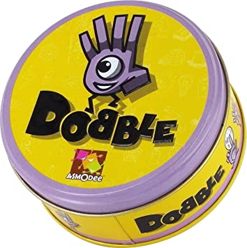 Amazon.com: Dobble Juego de cartas: Toys & Games