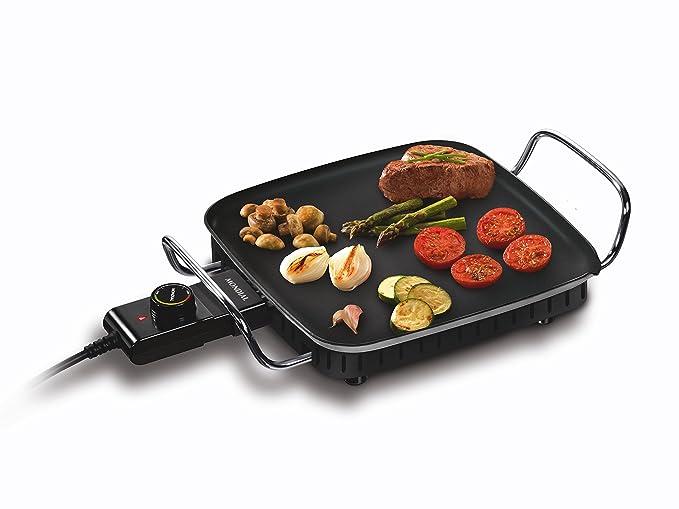 Wmf Küchenminis Elektrogrill : Amazon.de: mondial table4cook mini tischgrill 1900 w 26 x 26 cm 4