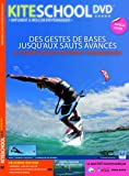 KITESCHOOL DVD, initiation et perfectionnement du kitesurf
