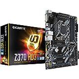 GIGABYTE Z370 HD3 (Intel LGA1151/ Z370/ ATX/M.2/ Intel LAN/ ALC892/ HDMI/Motherboard)
