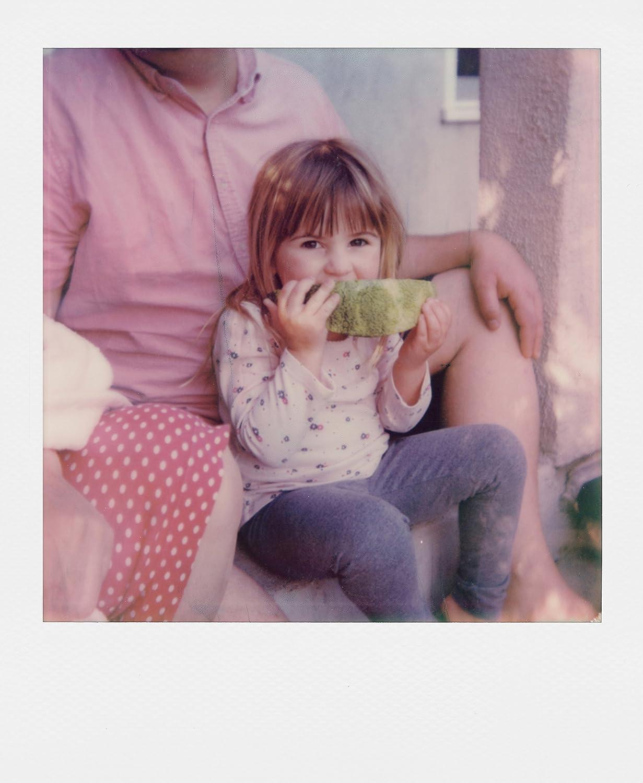 Paquete Doble Polaroid Originals 4838 Pel/ícula i-Type N/&B Marco Blanco