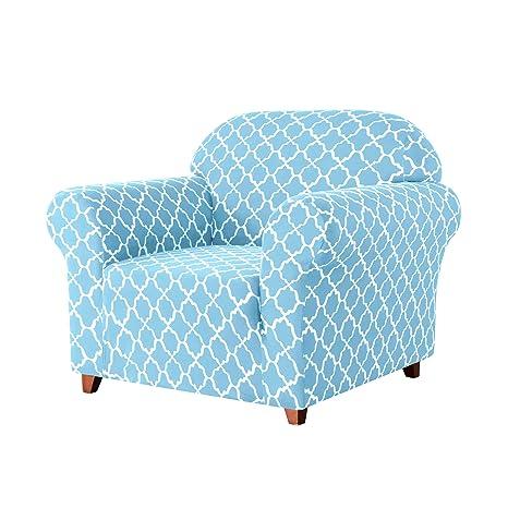 subrtex Leaves - Fundas de sofá elásticas Impresas, 1 Pieza ...