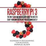 Raspberry Pi: The Only Essential Book You Need to Start Your Own Raspberry Pi 3 Projects Immediately