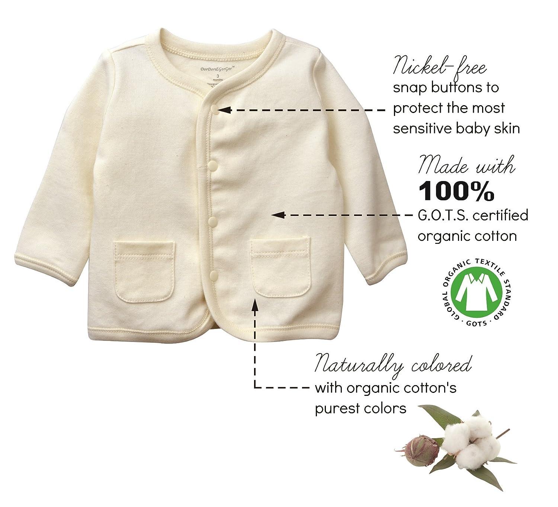 00268c3a687d Dordor   Gorgor Organic Baby Cardigan Top