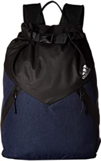 5ef20a22817 Amazon.com  adidas Originals Tote Backpack, Black, One Size  Sports ...