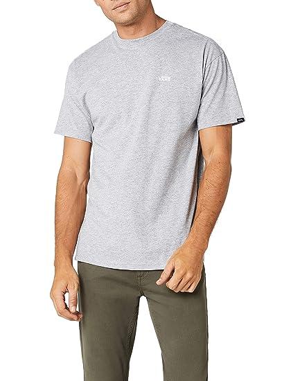 Vans Left Chest Logo tee, Camiseta para Hombre: Amazon.es: Ropa y accesorios