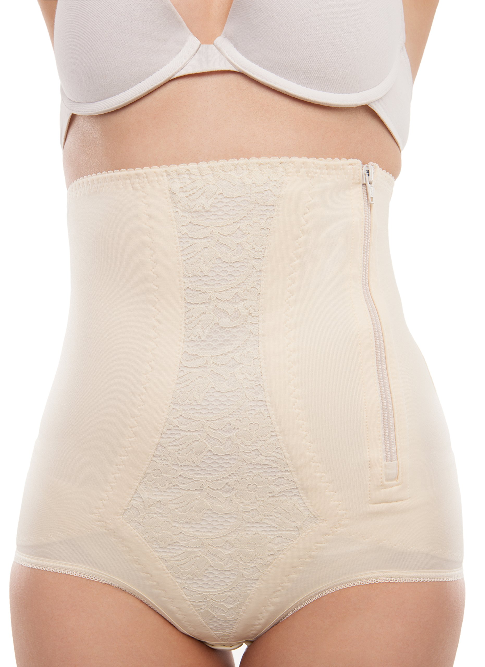 Gabrialla Abdominal Waist Support Body Shaping Slimming Girdle (reduces up to two sizes) Small