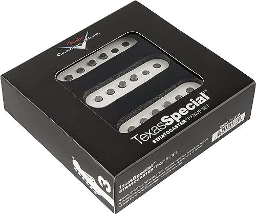 Fender Custom Shop Strat Texas Special Pickups