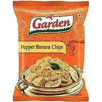 Garden Pepper Banana Chips, 100g