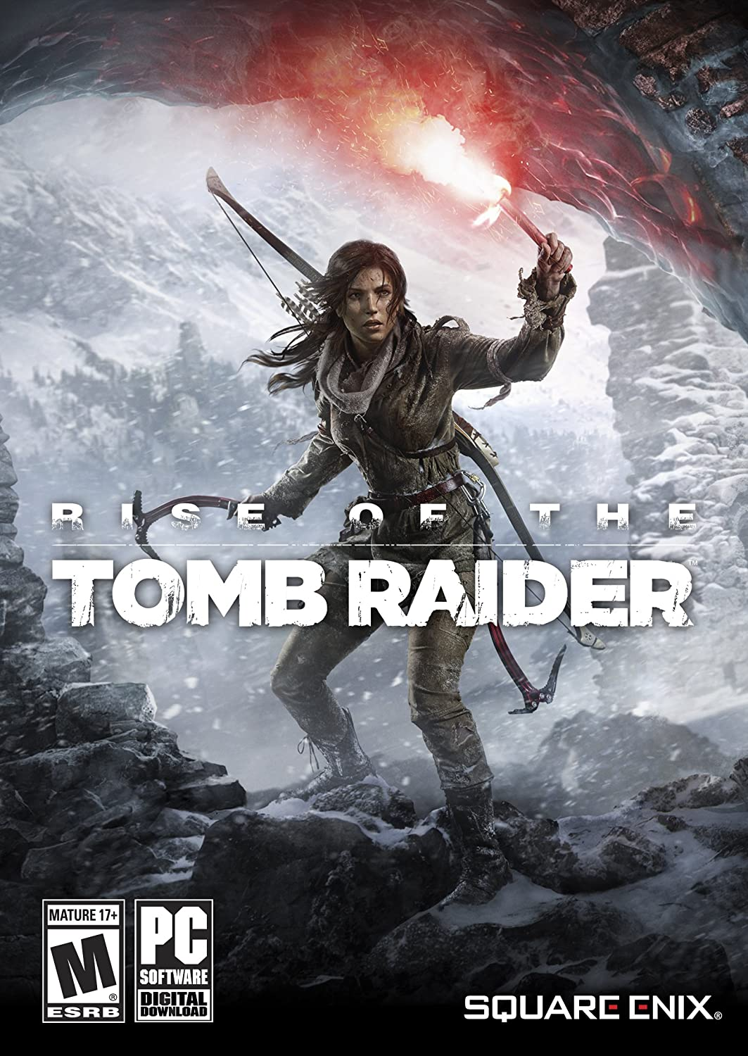 Amazon Com Rise Of The Tomb Raider Online Game Code Video Games