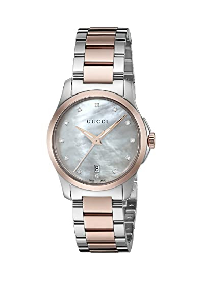 2e0f51efd6e Gucci Women s  G-Timeless  Quartz Stainless Steel Automatic Watch ...