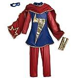 Marvel Ms Costume Kids Size 9/10 Multi