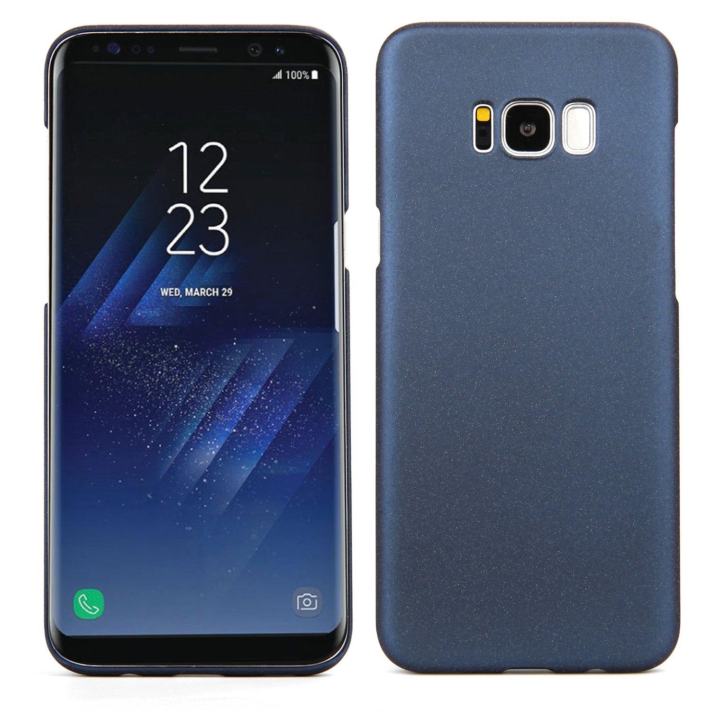 best service 9a396 6c3ed Case for Galaxy S8 Plus - Slim Case for Samsung Galaxy S8 Plus 2017 Release  - S8 Plus - Rock (Blue)
