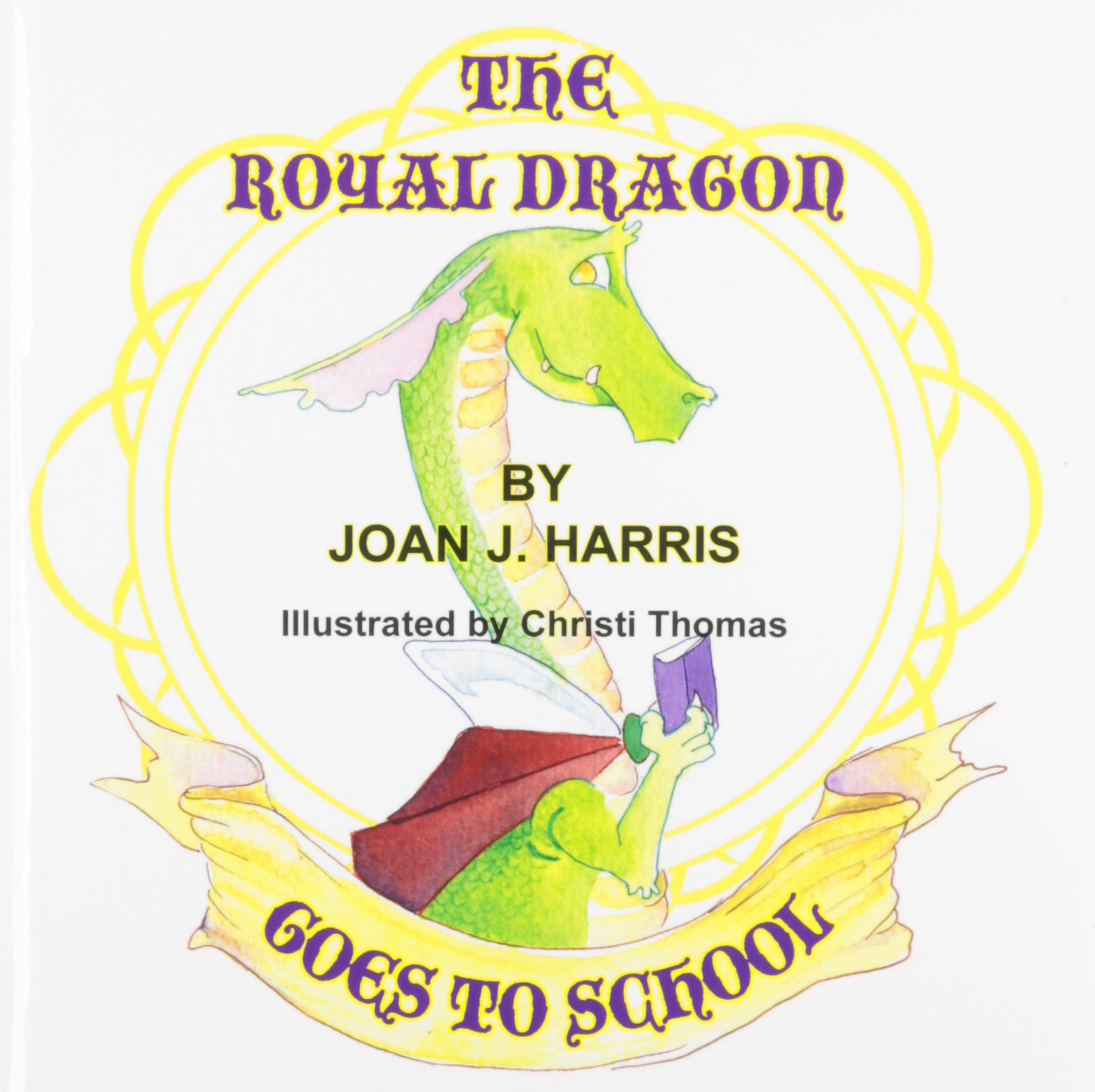 Download The Royal Dragon Goes to School pdf