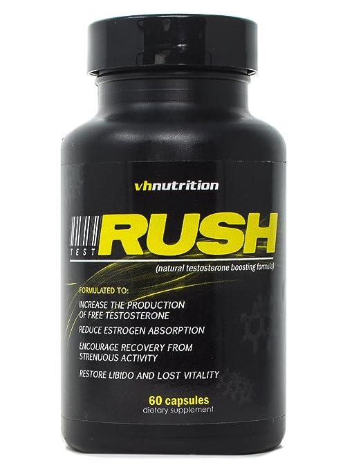 TestRush Testosterone Booster for Men