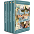 Learn German with Stories: Dino lernt Deutsch Collector's Edition - German Short Stories for Beginners: Explore German Cities and Boost Your Vocabulary (German Edition)