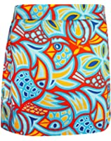 Loudmouth Golf- Ladies Cock-A-Doodle-Doo Skort