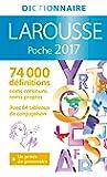 Larousse de poche 2017 (Dictionnaires généralistes)