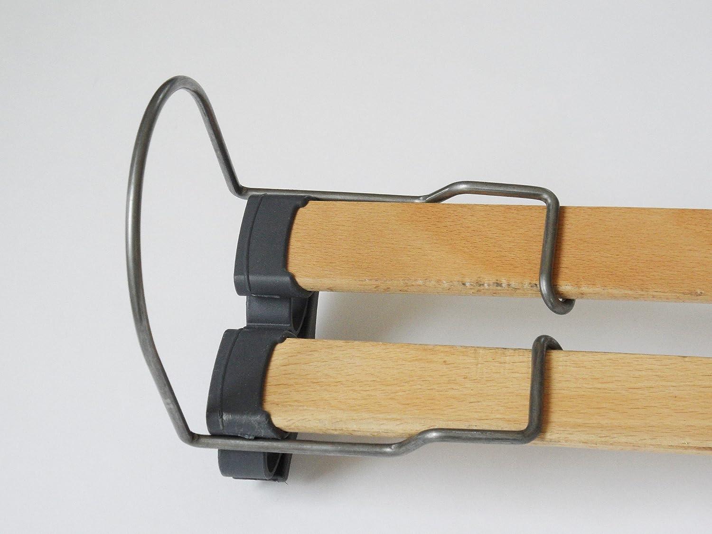 Topes de colchón de instalación rápida para listones 2 x 38 mm, de acero cromado: Amazon.es: Hogar