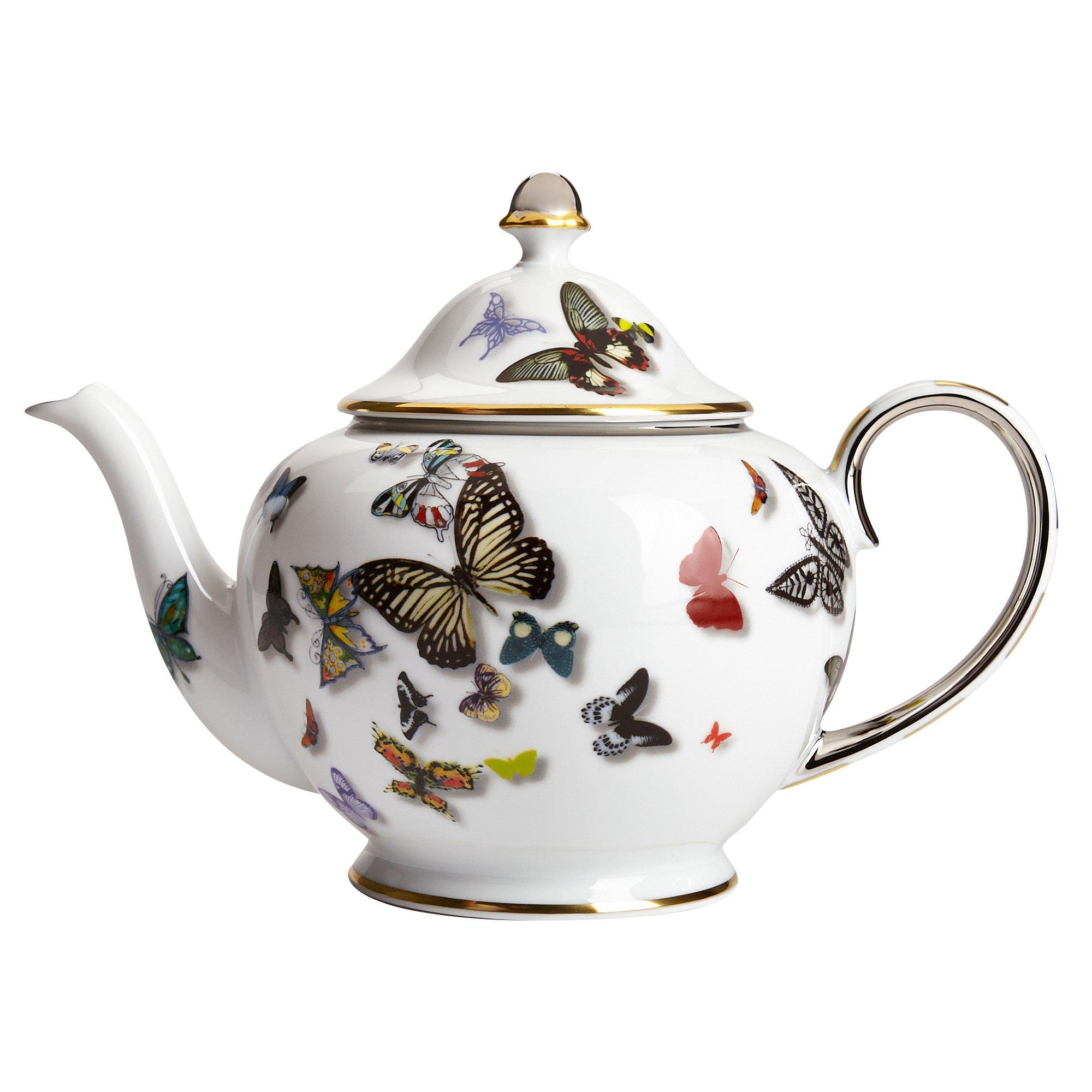 Christian Lacroix - Butterfly Parade Tea Pot by Christian Lacroix