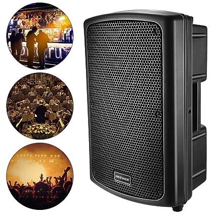 Amazon.com: Neewer - Sonido portátil estéreo Amp Sub ...