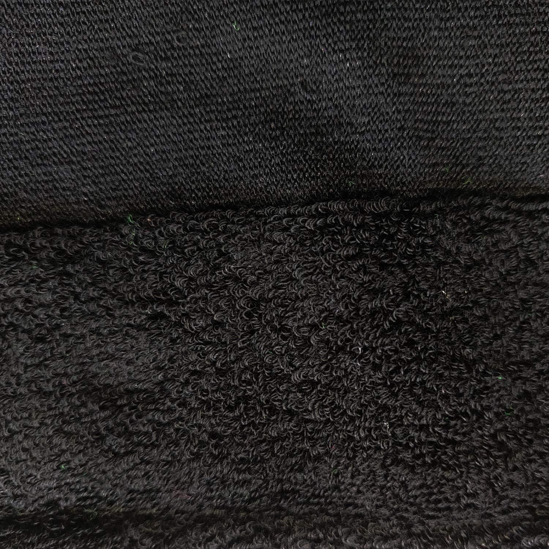 L/&K 6 Paar Herren Sneaker Socken Baumwolle Sportsocken Dicke Gepolsterte-Sohle 3-Farben-Set 2104