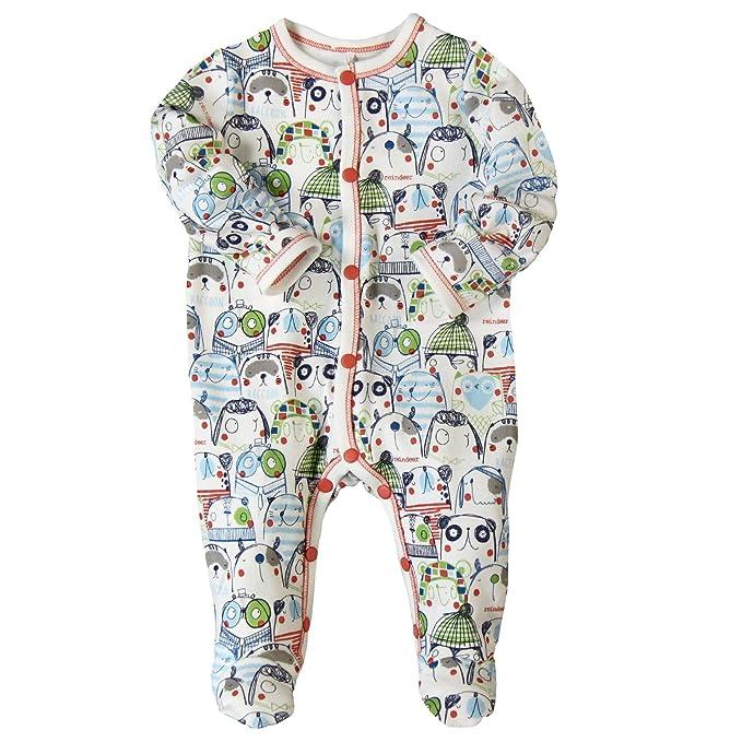 boboli Pelele Interlock - Pelele para Bebés, Color Estampado Grupo Amigos, Talla 1 Mes: Amazon.es: Ropa y accesorios