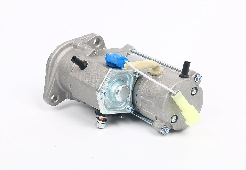 Fits Many Models 18556N YAETEK 100/% New Starter for Carrier Transicold 25-39291-00 Industrial