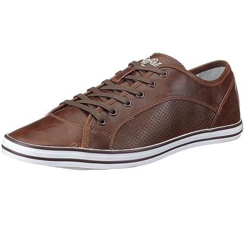 finest selection a12bf 6b406 Buffalo 209-V8118 Derby PU 111405 Herren Sneaker