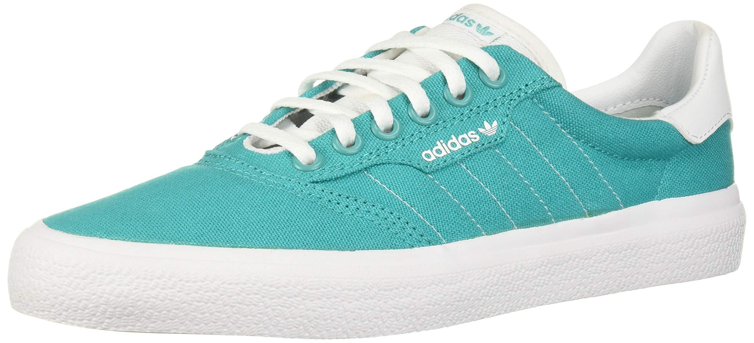 adidas Originals 3MC Sneaker, hi-res Aqua/White/White, 11 M US