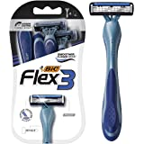 BIC Flex 3 Disposable Men's Razors - Pack of 4 Shavers