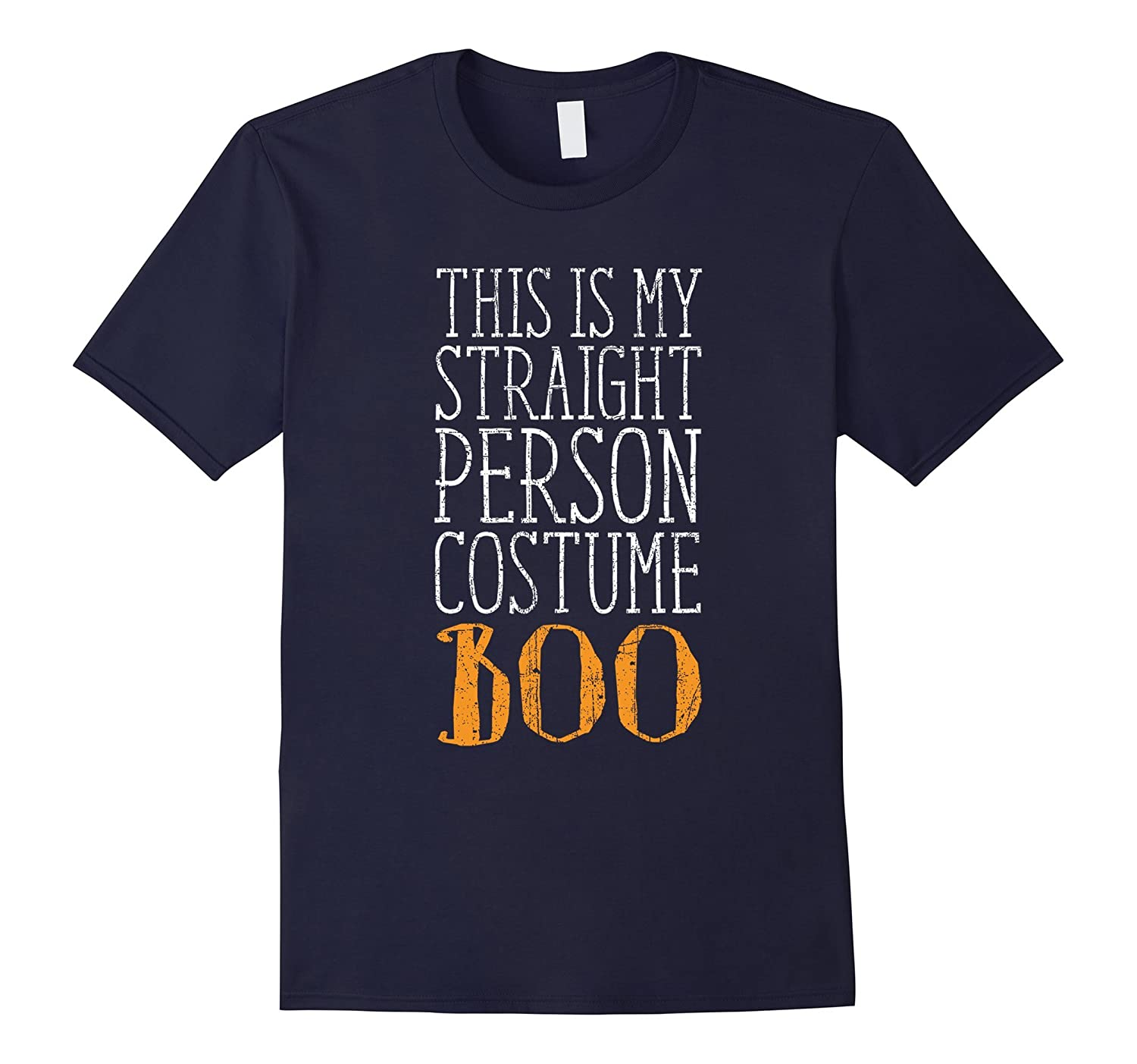 My Straight Person Costume Boo - Halloween Gay Apparel-FL